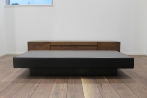 Iron Top Low Table