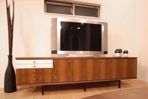 Modern Vintage TV Board