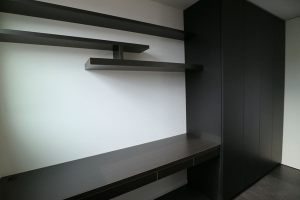 Wall Unit Chest & Counter Desk